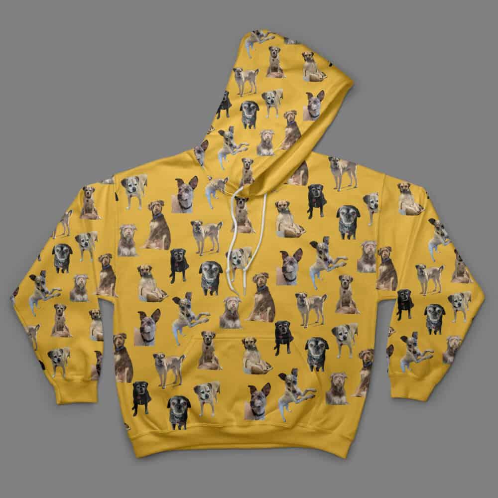hoodie sample